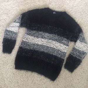 Extremely soft sweater